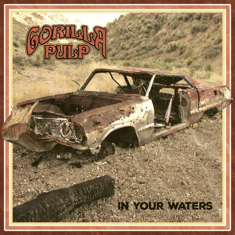 "Gorilla Pulp, ""In Your Waters [Remix 2020]"" è il nuovo singolo e video"